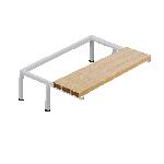 Locker Single Bench Units